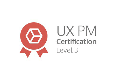 ux pm certification level 3