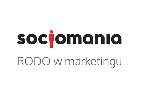 sociomania rodo w marketingu