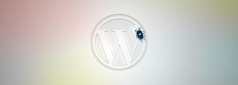 bug wordpress 4.9