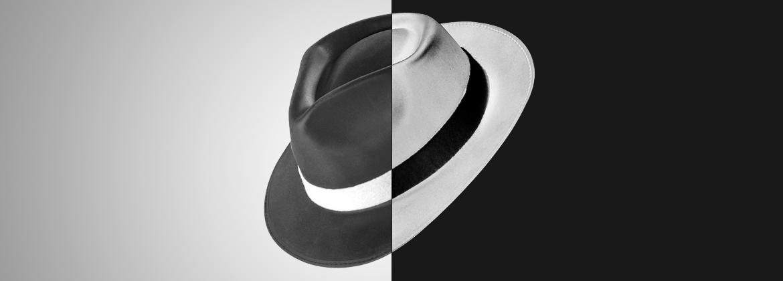 black white hat seo