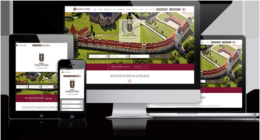 hotel podklasztorze strona www