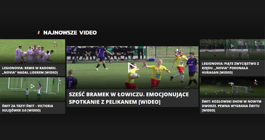 no to sport video