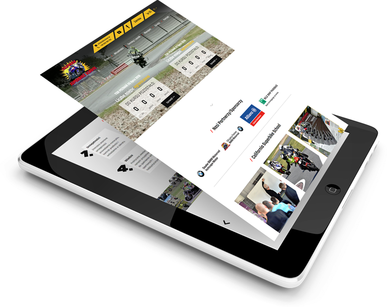 super bike school tablet