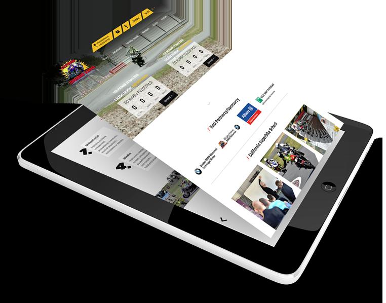 super bike school tablet