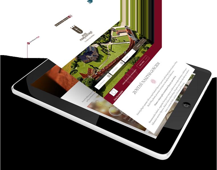 hotel podklasztorze strona internetowa
