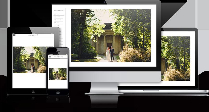 power of photo strona internetowa